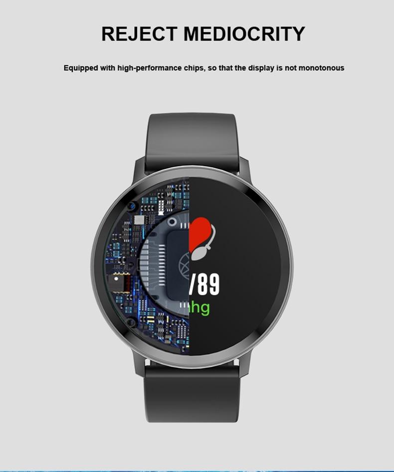 Montre intelligente Android ios pour femme 3