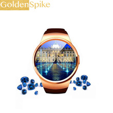 GoldenSpike Bluetooth Smart Watch K8 WristWatch digital sport watches For Android Phone Smartwatch Wearable Electronic Device