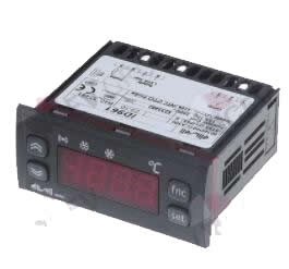 ELIWELL ID 961 Digital Thermostat Kuhlschrank Steuerung 12V fur NTC PTC Sonde eliwell 71x29mm 12 00v ac dc ntc ptc 50 model ic902 to 150 deg c display 3 integrant digit