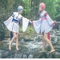 Re Zero Kara Hajimeru Lsekai Seikatsu Life In A Different World Ram Rem Cosplay Costume Maid