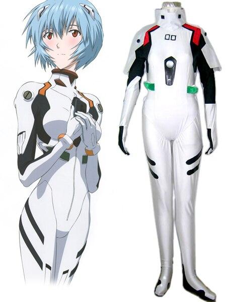 Бесплатная доставка Евангелион Ayanami Rei eva00 прото Тип meisters Равномерное Аниме Косплэй костюм