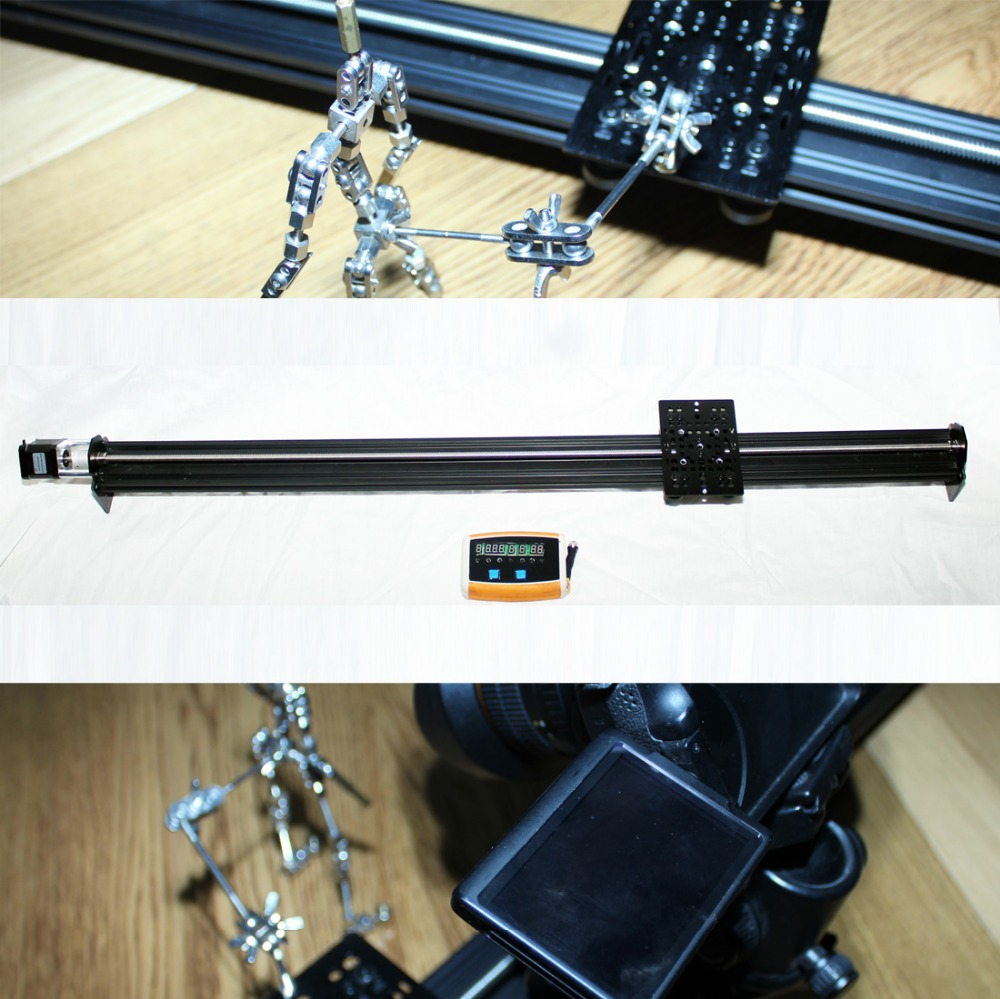 CINESPARK SMSL-100 100CM long motorized and programmable slider specially for stop motion animation 2017new 100cm 100