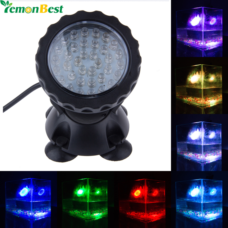 Popular submersible pond lights buy cheap submersible pond for Koi pond underwater lighting
