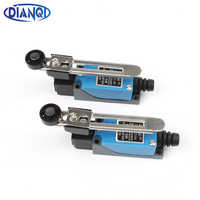 DIANQI ME ME-8108 limit switch Rotary Adjustable Roller Lever Arm Mini Limit Switch TZ-8108 Momentary