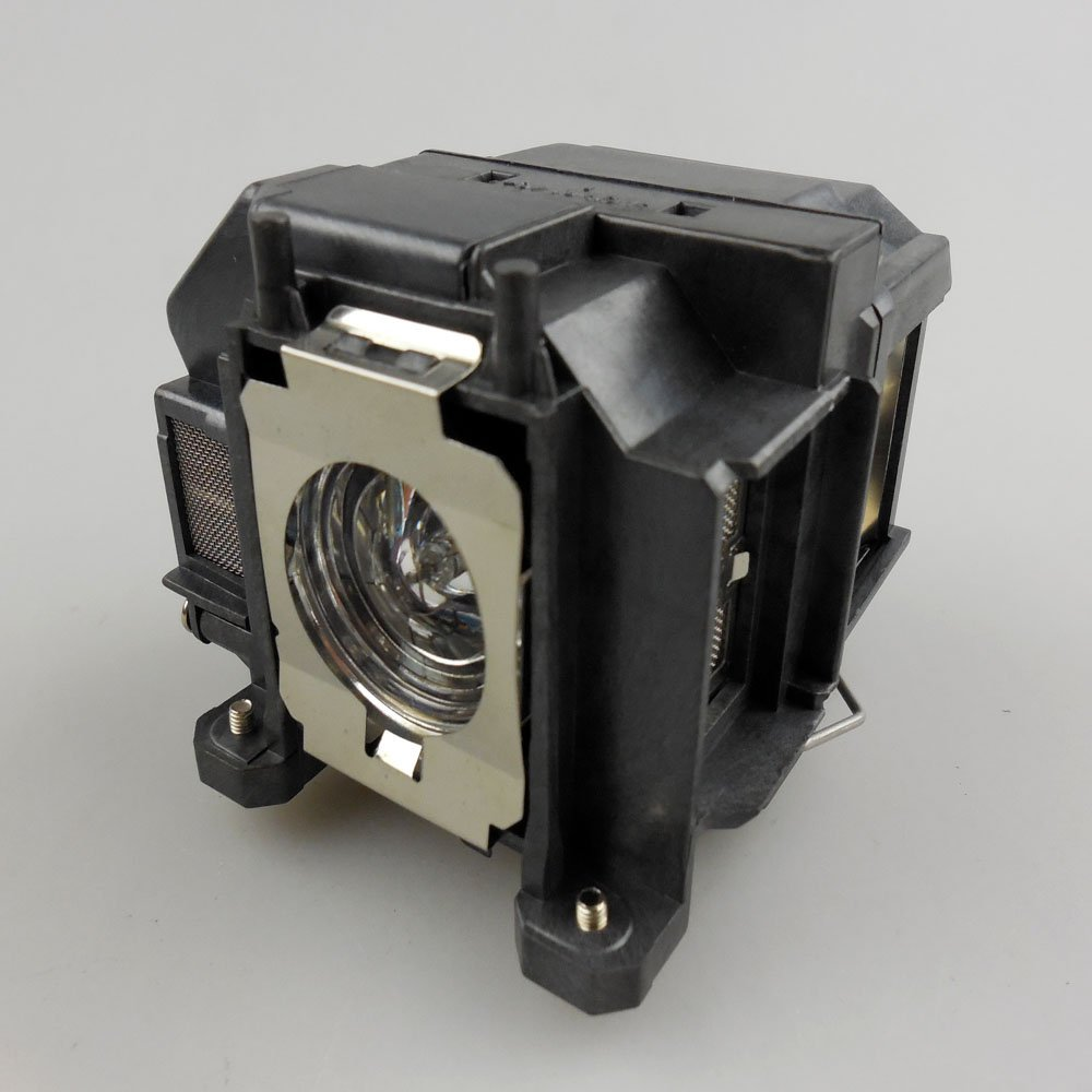 ELPLP67 / V13H010L67  Replacement Projector Lamp with Housing  for  EPSON EB-S02 / EB-S11 / EB-S12 / EB-SXW11 / EB-SXW12 /EB-W02 xiaying smile summer woman sandals fashion women pumps square cover heel buckle strap fashion casual concise student women shoes