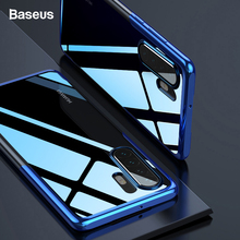 Baseus Luxury Plating Phone Case For Huawei P30 Pro Coque Ultra Clear Soft TPU Silicone Back Cover P30Pro Funda