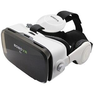 3D очки BOBOVR Z4 Google Cardboard, смарт-Очки виртуальной реальности, VR Box, все в одном, VR гарнитура для телефона 4,0-6,0 дюймов