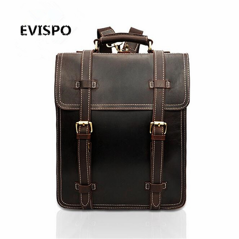 Online Get Cheap Leather Business Backpack -Aliexpress.com ...