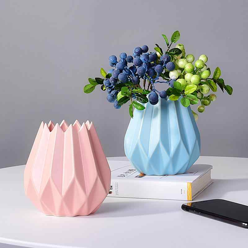 How to make a 3D Origami Vase • Art Platter   800x800