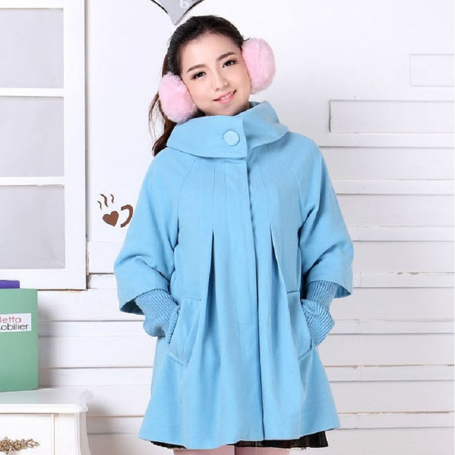 Autumn/Spring Maternity Coat Casual Solid  Maternity Clothing Jacket  For Pregnant Women plus size Maternity outerwear overcoat