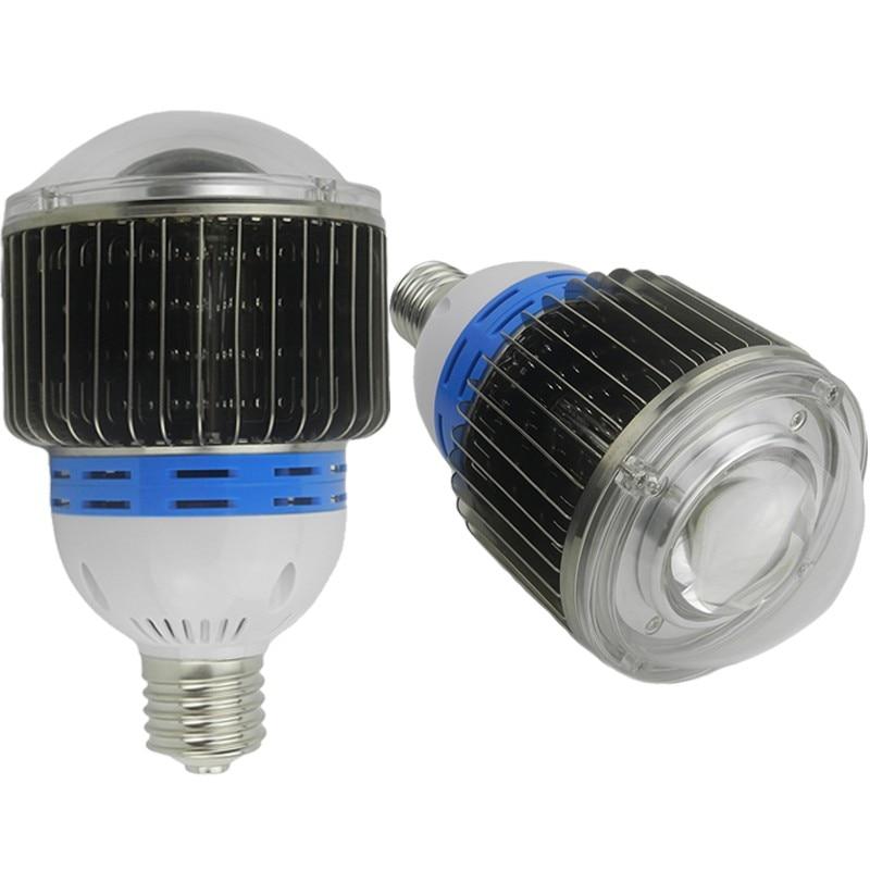 ФОТО 1pcs/lot 80W 3 years warranty 90 degree E40/E27 80W led warehouse light led high bay light 80W led corn light AC85-265V
