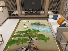 200 cm * 230 large carpet Nordic Style Geometric Carpet Living Room Rug Sofa Coffee Table Door Mat Bedroom Yoga Pad Bedside B