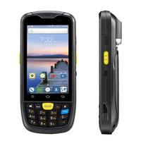 Touch screen android handheld pda barcode scanner 1d 2d portable data collector terminal device with WIFI 4G GPS BT Camera