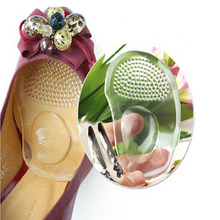 Silicone Gel Arch Support Shoe Inserts Foot Insole Wedge Cushion Pads Pain