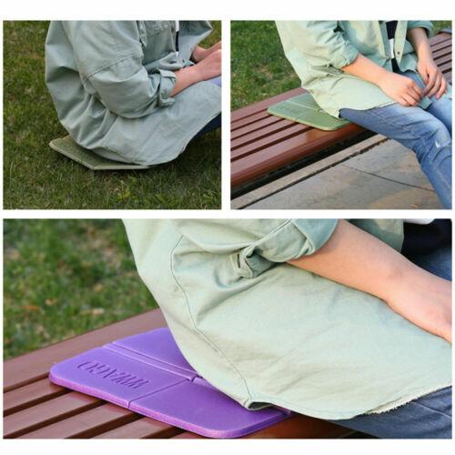 Portable Outdoor Folding Foldable Foam Seat Waterproof Chair Cushion Mat Pad XPE Send In Random Color