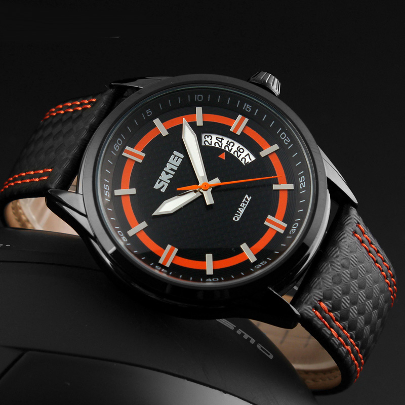 2019 Reloj Para Hombre Fashion Quartz Watch Men Watches Casual Style Mens Brand Luxury Wrist Watch Relogio Masculino SKMEI Clock