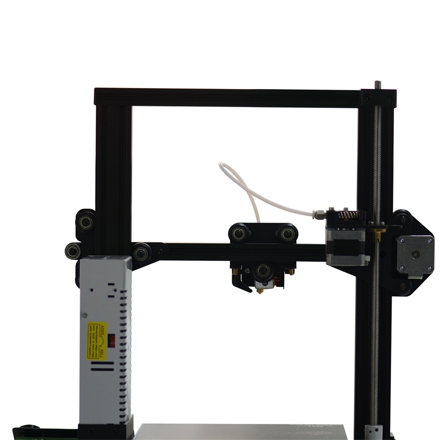Geeetech A10 Open Source rapide assemblage imprimante 3D 220*220*260 haute PFrinting Accur bonne adhérence plate-forme LCD2004 affichage - 6