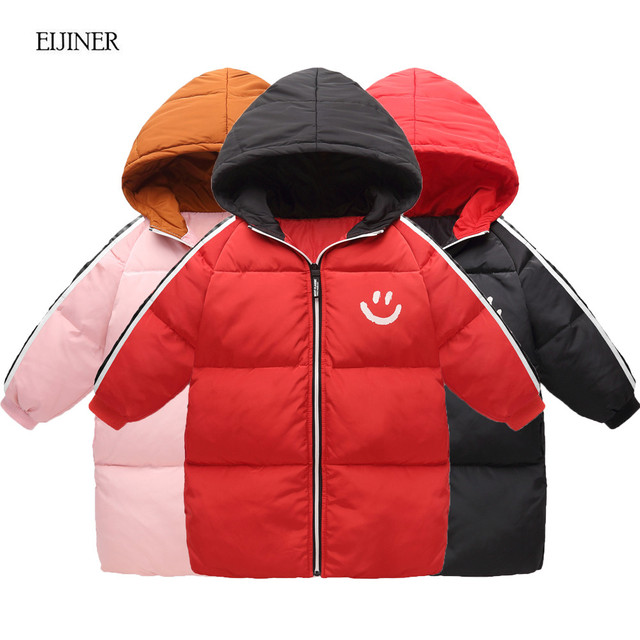Special Price 90% White Duck Down Children's Winter Jackets Kids Duck Down Coat BabyJjacket for Girls Parka Outerwear Hooded Boys Girls Coats