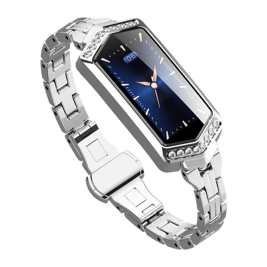 B78, умный браслет, женские фитнес-часы, трекер сердечного ритма, монитор, кровяное давление, кислородный смарт-браслет, лучший подарок для девушки