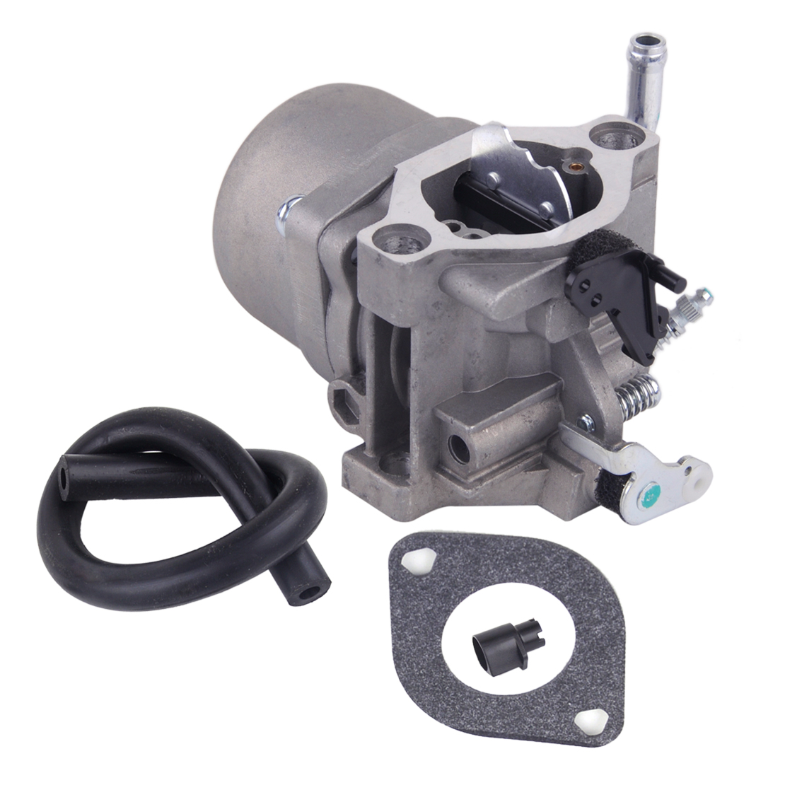 LETAOSK Carburetor Carb with Mounting Gasket Fit for Briggs & Stratton 590399 796077 ReplacementAccessories