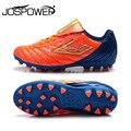 Tiebao chuteiras de futebol de formação profissional sapatos de futebol ao ar livre adolescentes das crianças das crianças FG & HG e AG Sole botas de futebol