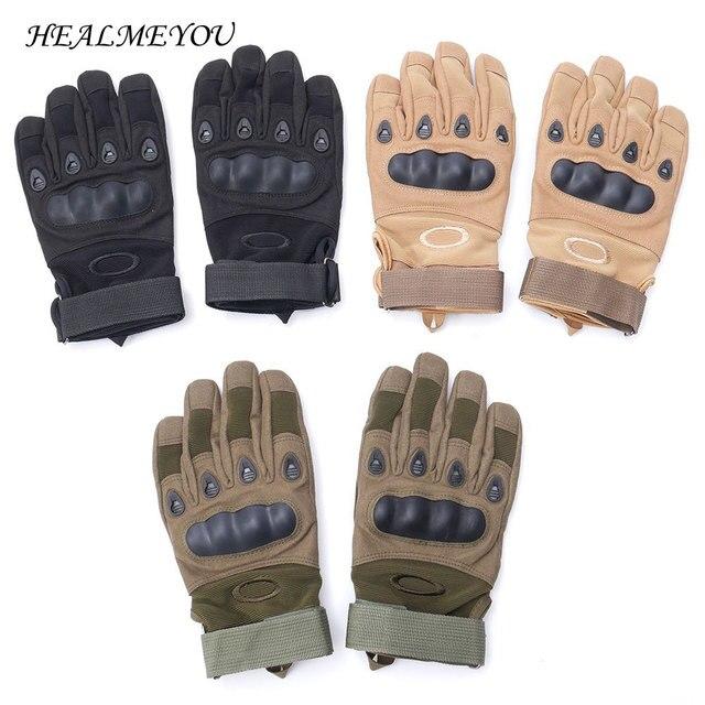 Горячие Продажа Тактический Перчатки полная палец армии Перчатки противоскользящие микрофибры Мужская Перчатки