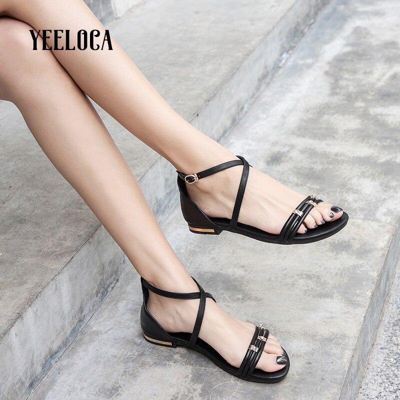2019 Zapatos Mujer Plataforma Señoras Verano Sandalias Yeeloca OXknPN80w