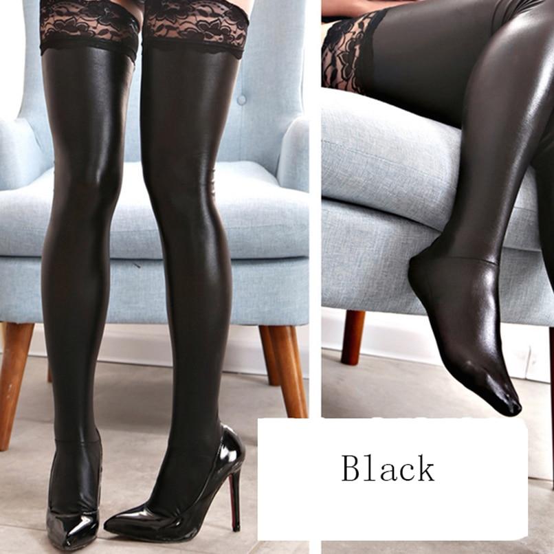 MaryXiong Bondage Restraints Lace Stocking Roleplay Erotic Socks Fetish Slave Female Underwear Adult Game For Women Stockings