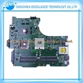 For Asus N53JQ Laptop Motherboard N53JF N53JN N53JG 4 Ram Solt All Functions Working perfect