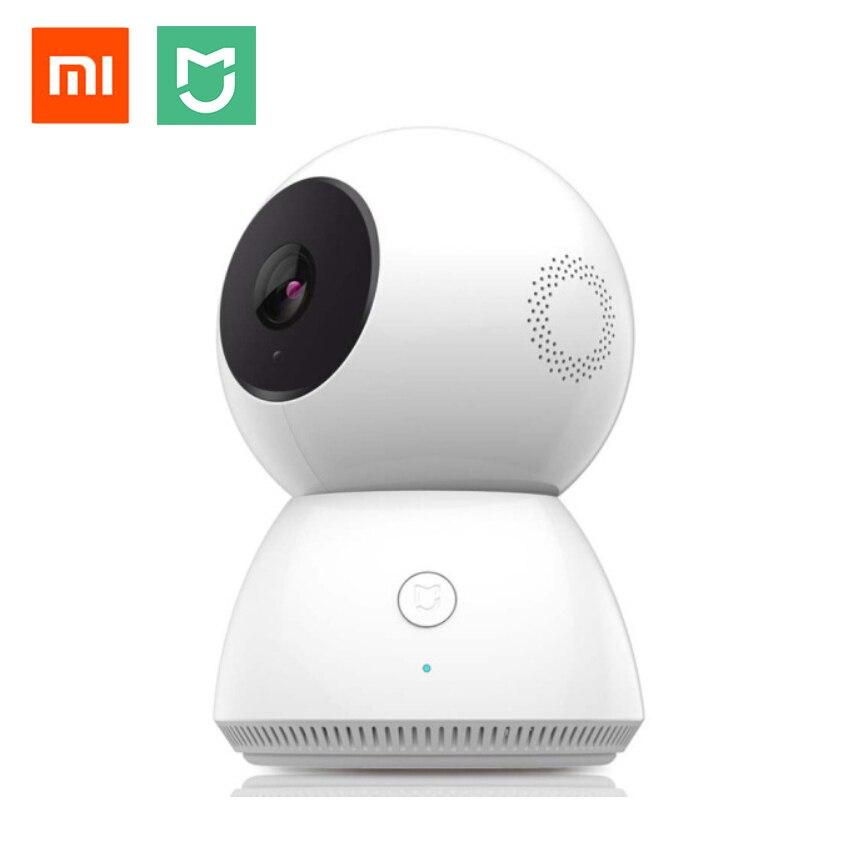 Original Xiaomi Mijia Smart 1080P Cam Webcam IP Camcorder 360 Angle WIFI Wireless Magic Zoom Night Vision xiaomi mijia smart temperature control