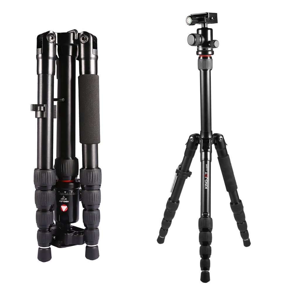 Professional 51.5 inch Aluminum Camera Tripod with 360 Degree Ball Head 1/4 3/8 Screw Thread For Canon Nikon Sony DSLR Camera 5piece lot 7inch lcd screen display for asus memo pad 7 me176 me176cx k013 touch screen digitizer glass lens replacement