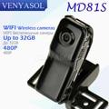 VENYASOL MD81S 480 P Беспроводной Wi-Fi Камера Мини Видеокамера IP-Spy Mini DV Микро Голос Видеорегистратор Espia Камера скрытая