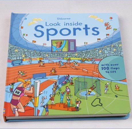 Usborne Children S Books Look Inside Sports Children S Popular