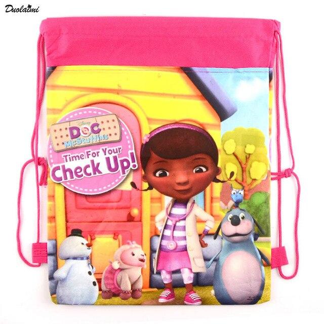 Mcstuffins leuke Doc schooltassen 1 pic speelgoed Artsen kinderen UOx7Eqw
