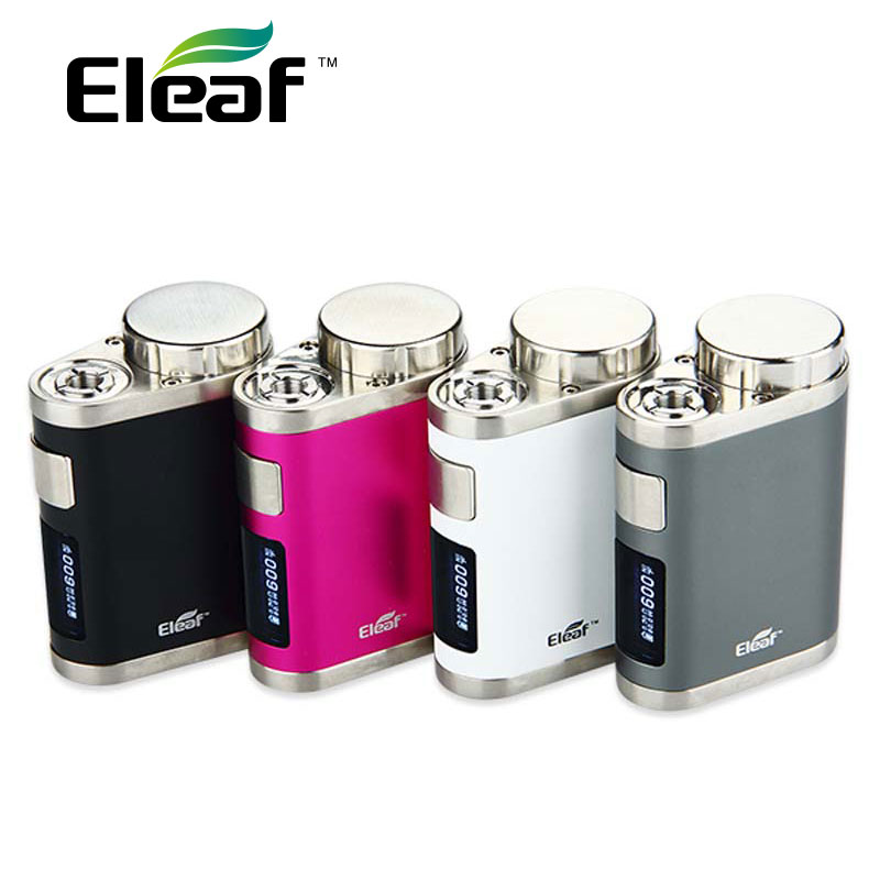 Original 80W Eleaf IStick Pico Mega TC MOD with 80W Max Output Supports VW/Bypass/TC-Ni/TC-Ti/TCR Mode No 18650 Battery Box Mod