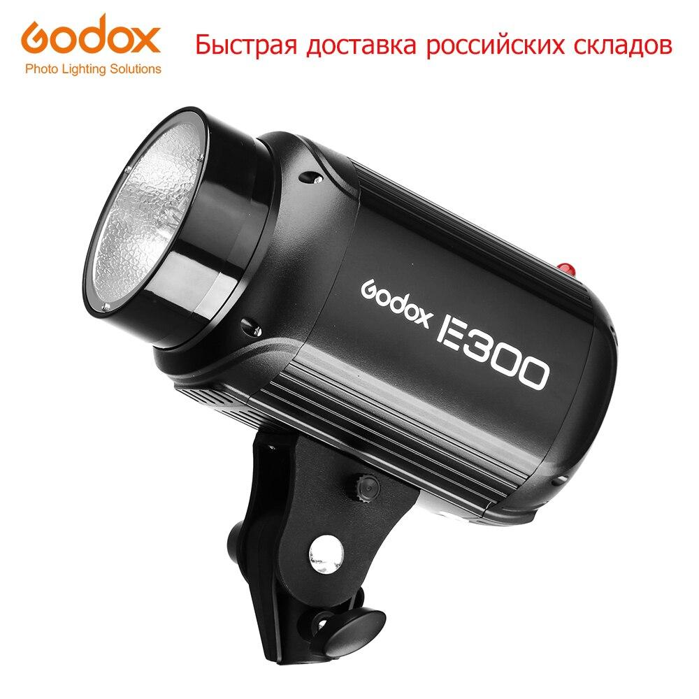Godox E300 300Ws Photography Studio Strobe Photo Flash Light 300w Studio Flash