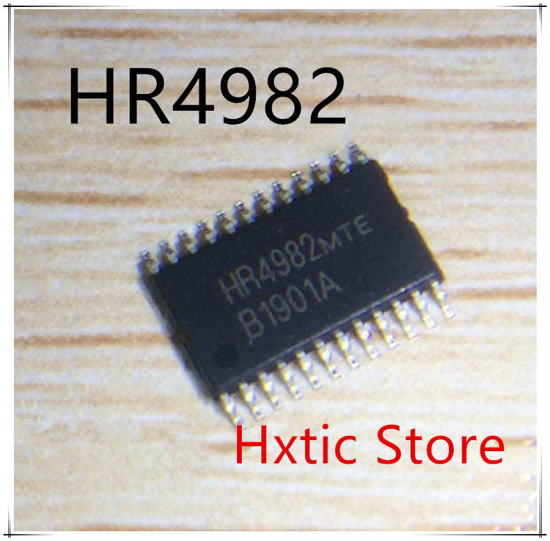 NEW 10PCS/LOT HR4982 HR4982MTE TSSOP-24
