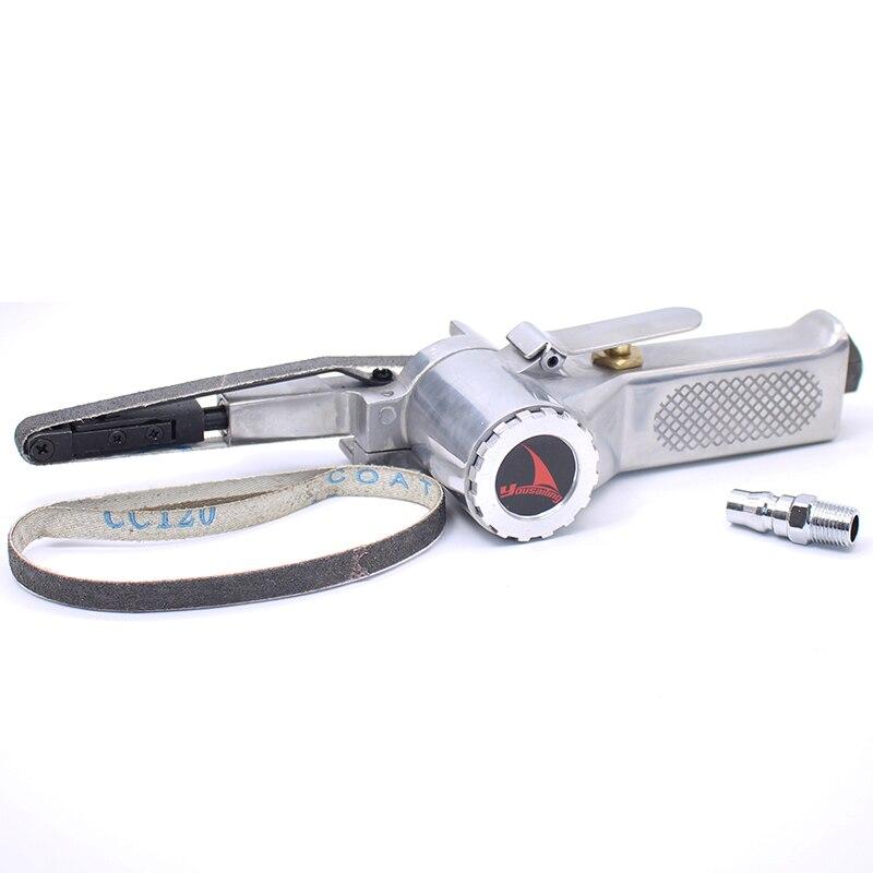 pneumatic belt sander