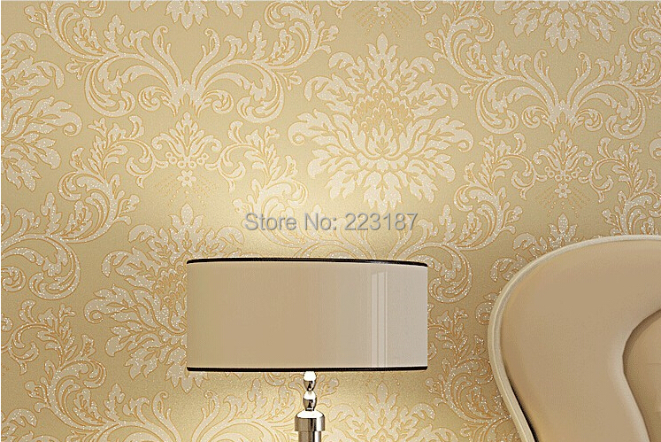 10m*53cm non-woven wallpaper palace classic bedroom sitting room living baby kids children room wall sticker home decor 1033 fashionable household decoration high end non woven wallpaper living room wholesale children room wall sticker home decor
