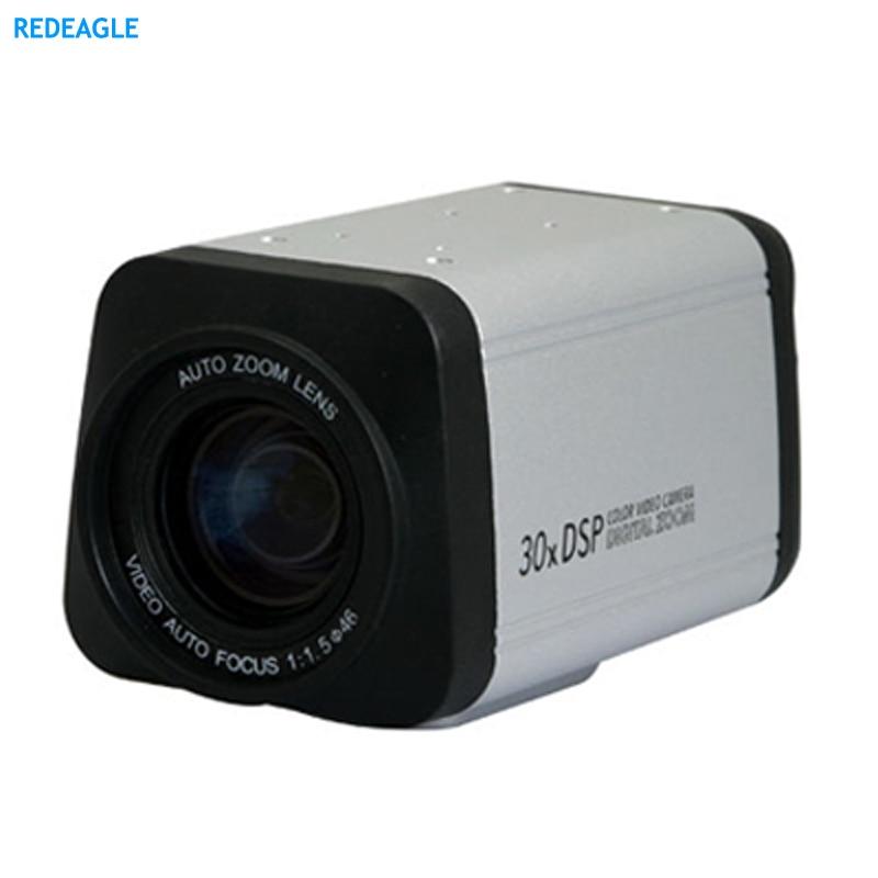 REDEAGLE 1200TVL Color Vari Focal BOX Security Camera 30X Optical Zoom