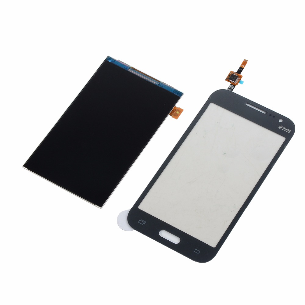 For Samsung Galaxy Core 2 II SM-<font><b>G355H</b></font> <font><b>G355H</b></font> G355 G355M LCD <font><b>Display</b></font> Touch Screen Digitizer Front Glass Lens Sensor Panel image