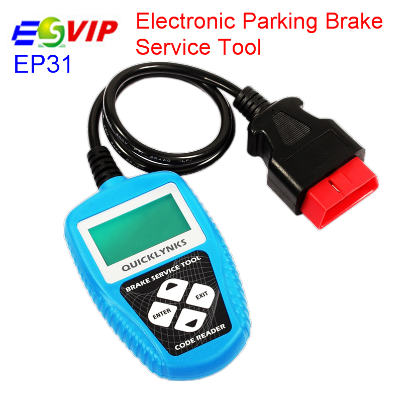 Electronic Parking Brake Service Tool EPB EP31 Deactivates/activates SBC Changes brake fluid/ bleeds brake system цены