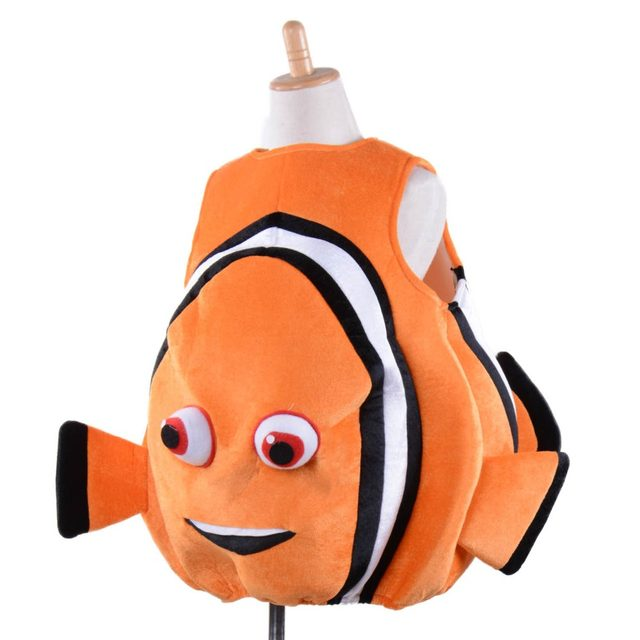 23572af8f60b4 Nemo Fish Costume For Kids Deluxe Finding Nemo Clown Fish Animal Mascot  Costume Toddler Bodysuit Pants Funny Baby Cute Outfit Sc 1 St Aliexpress