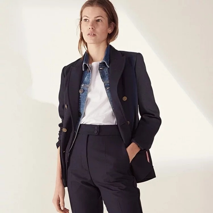 2019 Early Spring New Women Suit