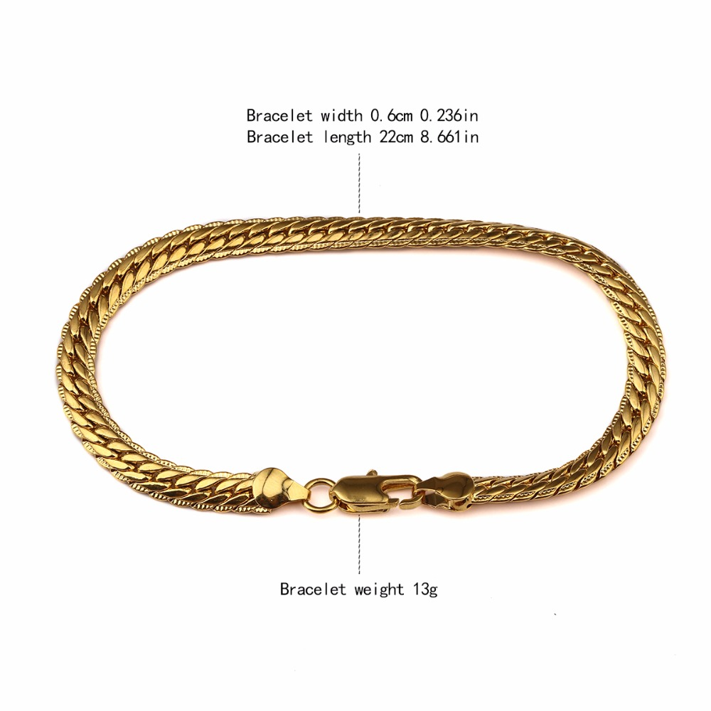 femme bangles tone chunky new gold bangle index