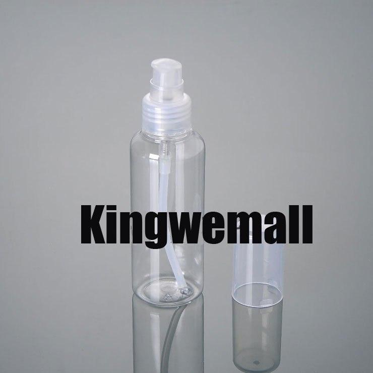 300 шт./лот 120 мл косметическая упаковка, бутылка для шампуня с нагнетательного насоса PTH26