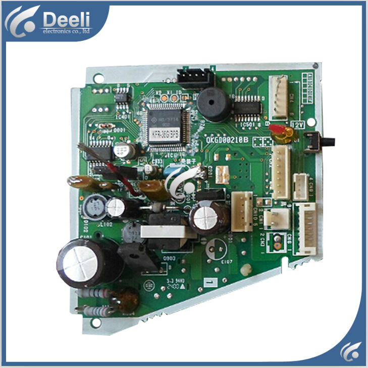 95% new good working for air conditioning computer board OKGD00210B PC control board on sale95% new good working for air conditioning computer board OKGD00210B PC control board on sale