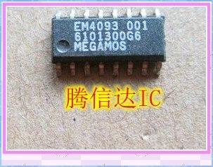 Электронные компоненты и материалы EM4093 001