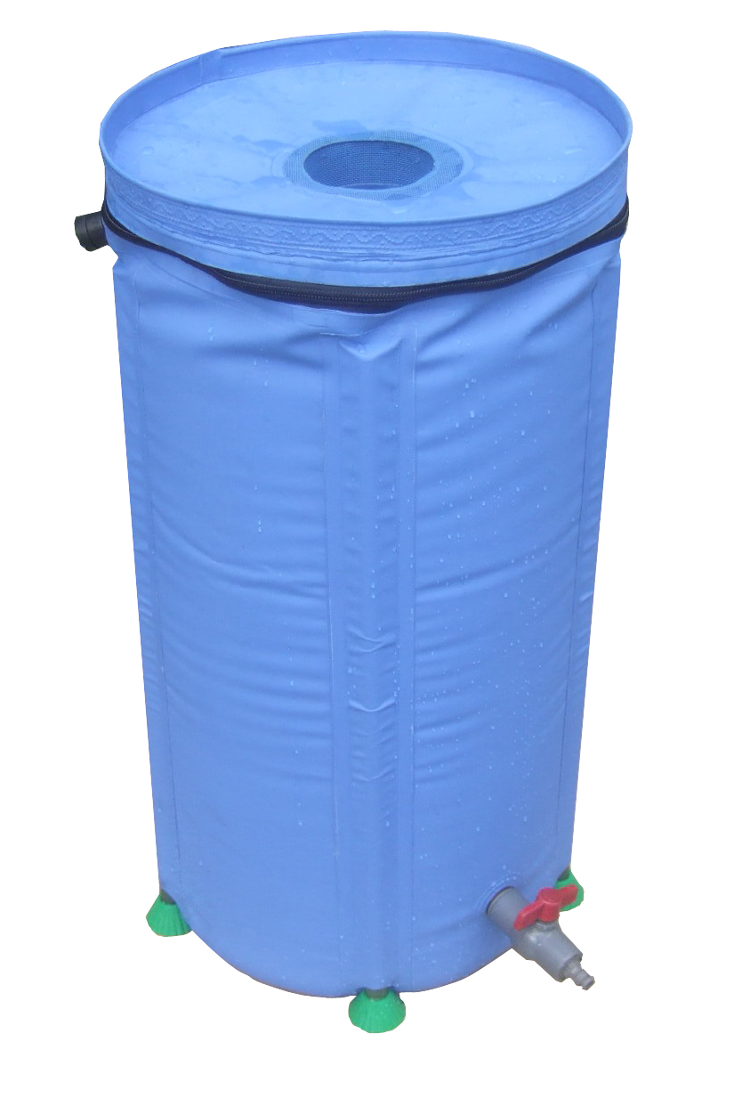 200 Liters D50H100Cm Foldable Bucket Outdoor Use -4488