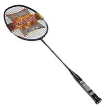 Brand Badminton Racket Carbon 3U High Quality Racquet Sports Light Badminton Racket Ball Control Type Amateur Rackets BLAZEPOWER